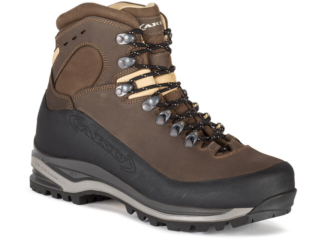 AKU Superalp Nubuck LTR Shoes Herren brown
